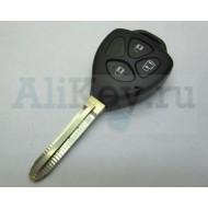 Корпус дистанционного ключа (3 кнопки) Toyota