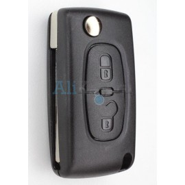 Ключ Citroen для С3, С4, DS3.