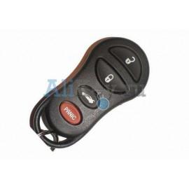 DODGE брелок с дистанционным управлением, 3 кнопки+panic