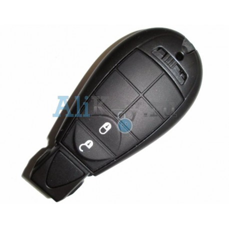 Jeep smart ключ, 2 кнопки