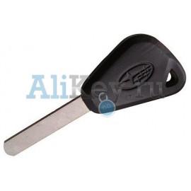 Subaru заготовка ключа с местом под чип