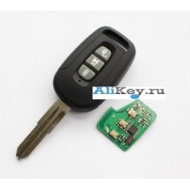 Chevrolet Captiva дистанционный ключ зажигания 3 кнопки.