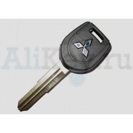 Mitsubishi заготовка ключа с 61 чипом