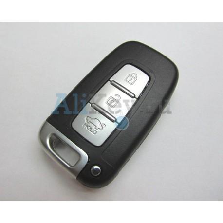Kia smart ключ зажигания 3 кнопки