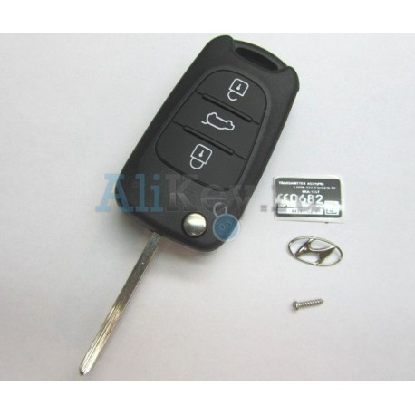 Hyundai корпус выкидного ключа