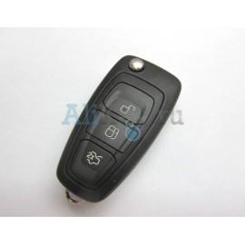 Выкидной ключ зажигания Ford Focus III, Mondeo.