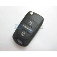 Kia Sportage выкидной ключ с дистанционным управлением