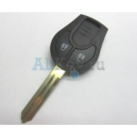 Nissan Juke ключ зажигания 2 кнопки