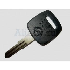 Nissan ключ зажигания с 60 чипом