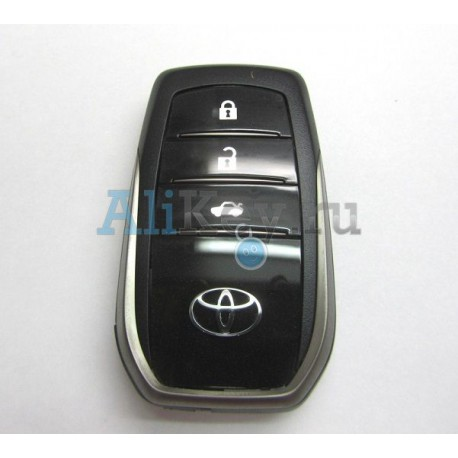Toyota CAMRY c 2014 года смарт ключ