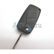 Fiat корпус выкидного ключа с дистанционным управлением (3 кнопки)