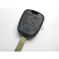 PEUGEOT 307 ключ зажигания 2 кнопки