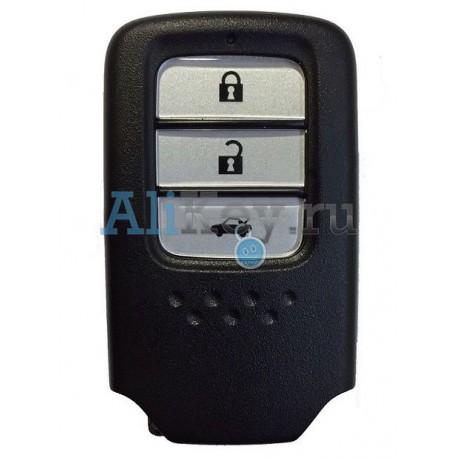 Honda Accord IX cмарт ключ 3 кнопки
