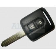 Nissan ключ с дистанционным управлением 2 кнопки