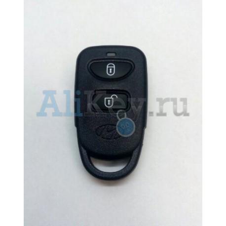 Hyundai Tucson -дист. пульт управления брелок, 433Мгц