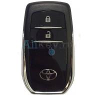 Смарт ключ TOYOTA LC200 2 кнопки