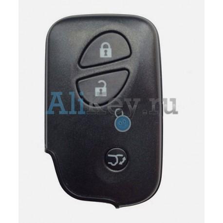 LX570 смарт ключ с 2007-2008