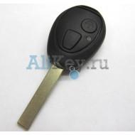 Rover корпус ключа 2 кнопки