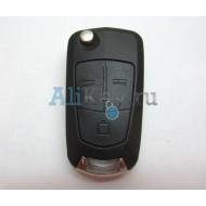 Opel Vectra C выкидной ключ с дистанционным управлением