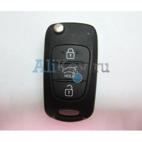 Kia Ceed ключ с 2006 по 2012