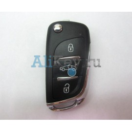 Универсальный ключ Citroen/Peugeot