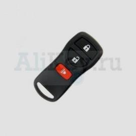 Брелок дистанционного управления для Nissan (2 кнопки + паника)