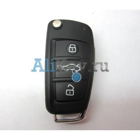 Ключ Audi A1, Q3 частота 433 МГц