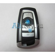 BMW корпус smart ключа зажигания. Модели F-серии, 3 кнопки