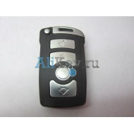 BMW корпус smart ключа, 4 кнопки