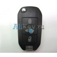 Peugeot 508 ключ зажигания 3 кнопки