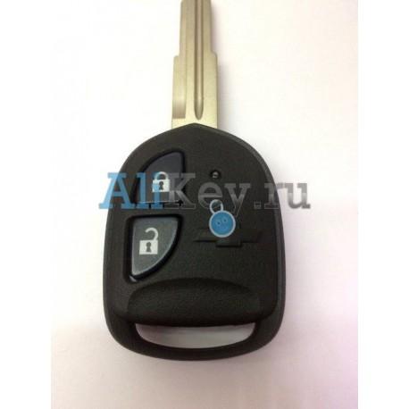 Chevrolet Spark III ключ зажигания