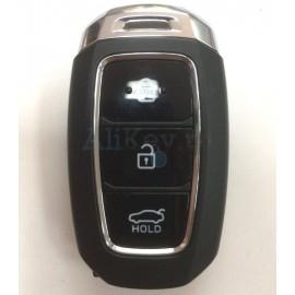 Hyundai смарт ключ 3 кн.