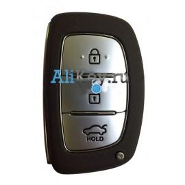 Hyundai Elantra смарт ключ 15-