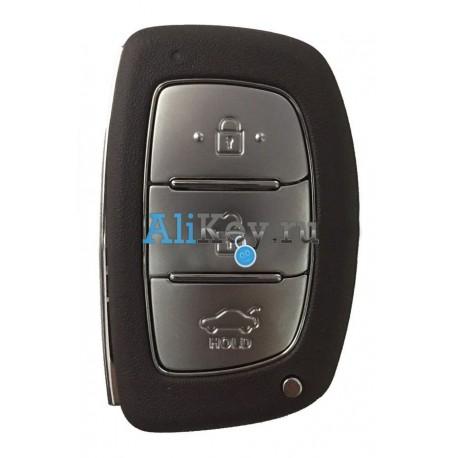 Hyundai i40 смарт ключ 13-