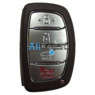 Hyundai i40 смарт ключ 11-15