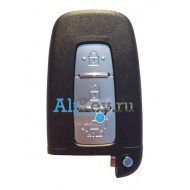 Hyundai Solaris смарт ключ 11-