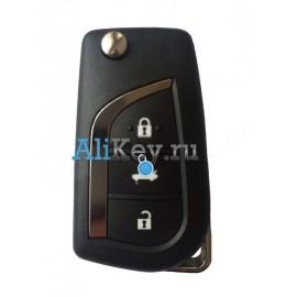 Toyota Corolla выкидной ключ 13-, Auris, Auris Hybtid 12-