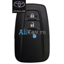 Toyota Prius смарт ключ 15-