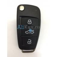 Ключ LADA 3 кнопки