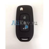 Renault Kadjar/Captur ключ