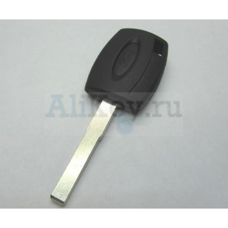 Ford заготовка ключа с 4D-63 чипом. Модели: Focus(II,III), C-Max c 2003г., Galaxy c 2006г., Kuga I, S-Max c 2006г.