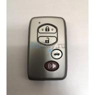Тойота корпус смарт ключа 3 кнопки