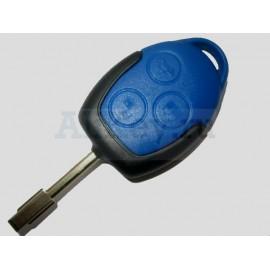 Ford Transit 2006-2014 г. ключ зажигания с дистанционным управлением 3 кн.