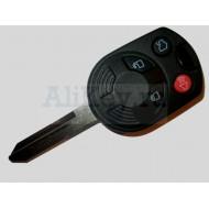 Ford ключ с дистанционным управлением (3 кнопки+паника). Модели: Escape и др.