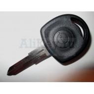 Opel заготовка ключа под чип