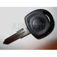 Opel заготовка ключа с 40 чипом