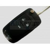 Выкидной ключ с дистанционным управлением Opel