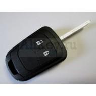 Корпус ключа 2 кнопки Opel