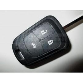 Opel Insignia, Astra J ключ зажигания с дистанционным управлением
