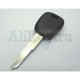 Suzuki заготовка ключа зажигания под чип